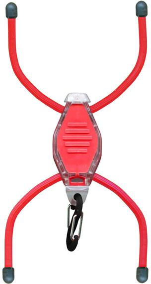Nite Ize BugLit Flashlight Red Legs/White LED Red
